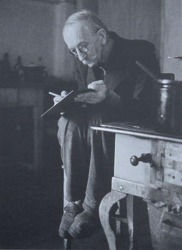 asi nejslavnější fotografie z cyklu Dagmar Hochové