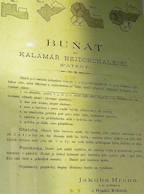 info o buňátu