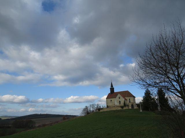 kostel sv. Václava na Chvojínku