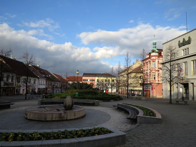 centrum Benešova