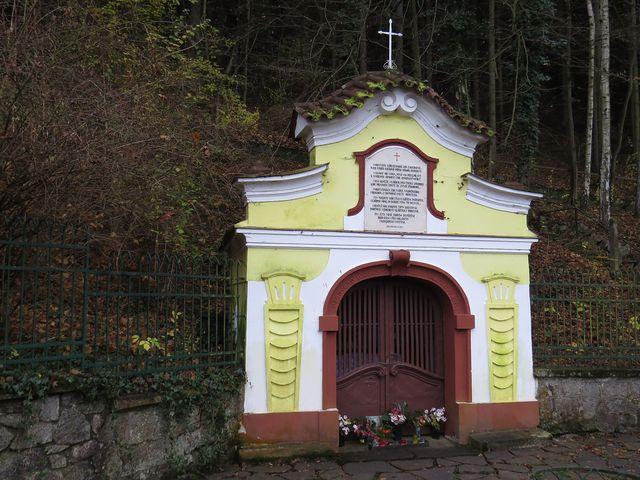 kaplička sv. Prokopa v Sázavě