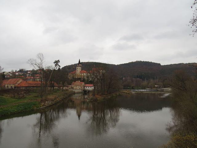 klášter Sázava