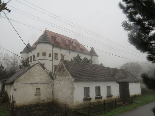 Boskovštejn působil v mlze tajemně