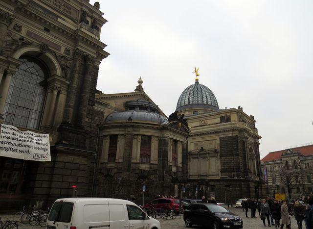 Akademie výtvarných umění v Drážďanech