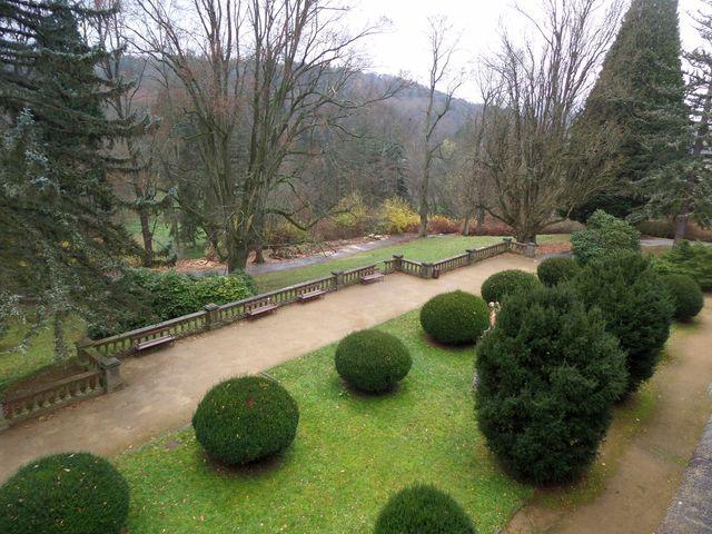 zámecký park má úctyhodných 340 ha