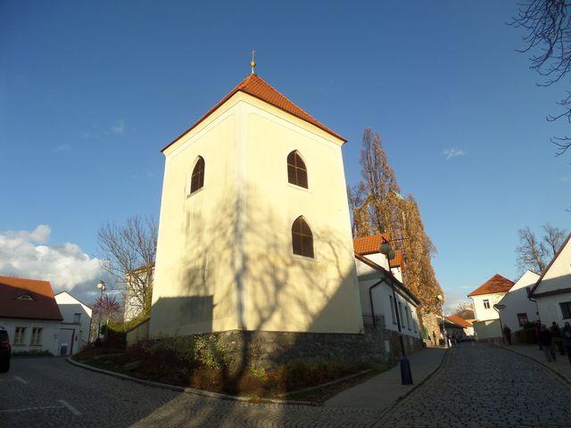 Dolní zvonice