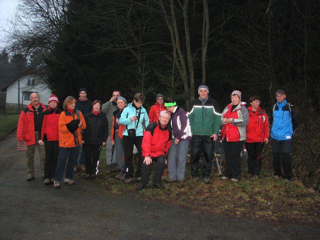 památeční skupinové foto 17.1.2015