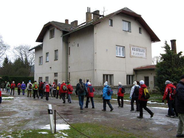 vydáváme se po zeleně značené cestě na Čeřínek; foto J. Daňhel