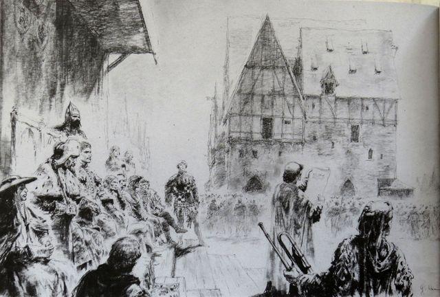 Prohlášení kompaktát v Jihlavě roku 1436