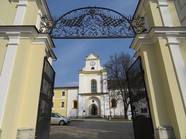 bazilika Nanebevzetí Panny Marie ve Žďáře nad Sázavou