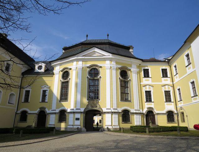 žďárský zámek patří rodu Kinských