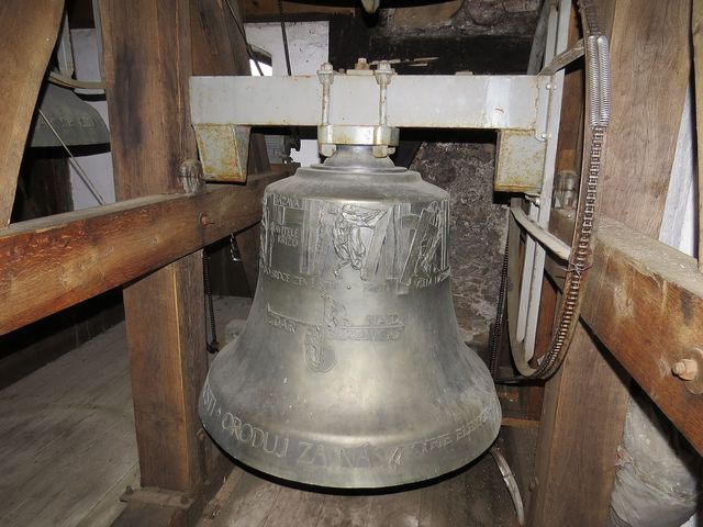 zvon z roku 1989