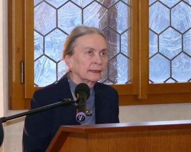 projev PhDr. Jaroslavy Hoffmannové
