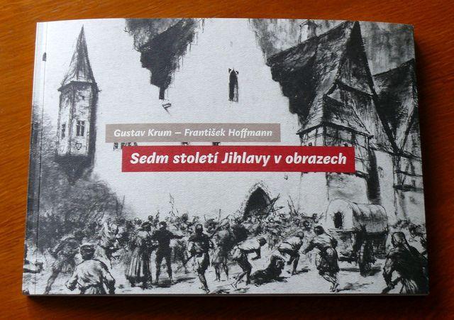 obálka knihy - kresba Vzbouření cechů roku 1391