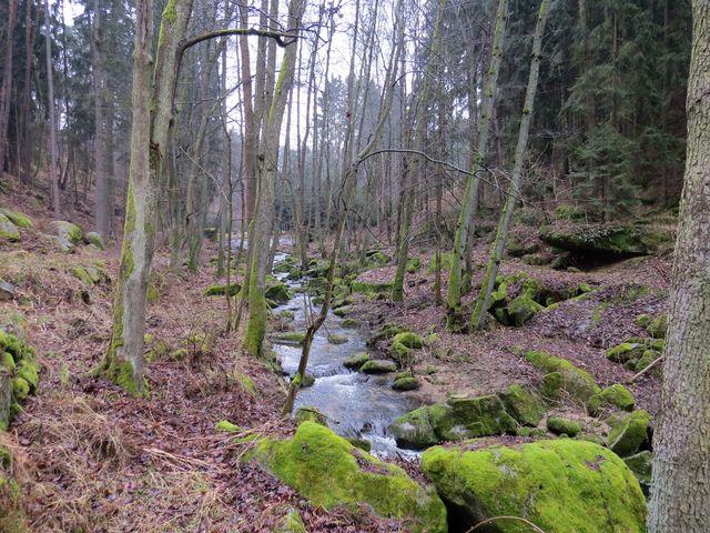 kamenité údolí koupil ve 20. letech 20. století Antonín Deml