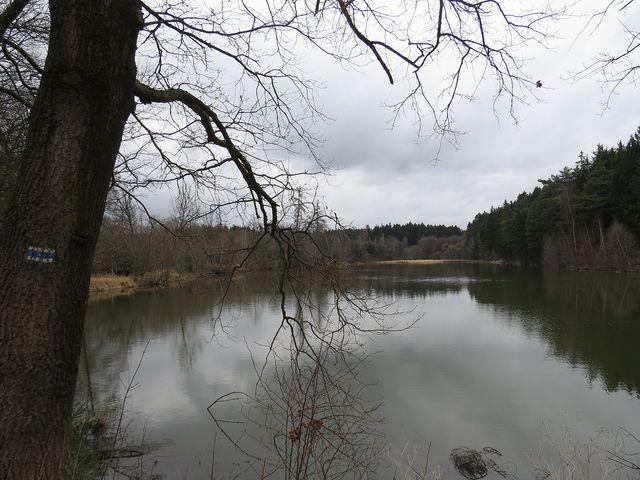 nevyčerpatelné podoby rybníků u Havlíčkova Brodu