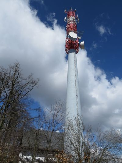 vysílač na Havlině