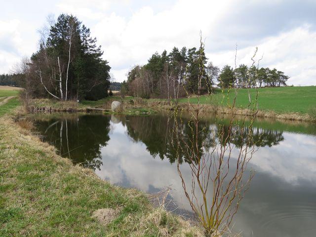 rybník Jandák