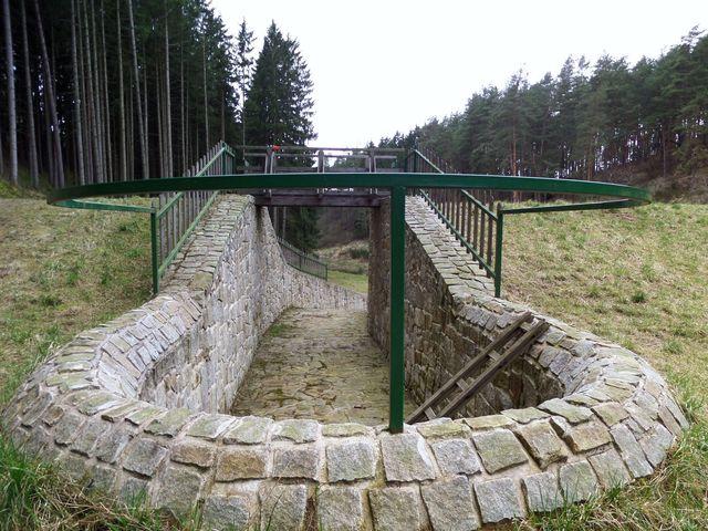 v okolí Trnavy byly vybudovány poldry na potocích Březinka a Klapovský; foto L. Tomáš