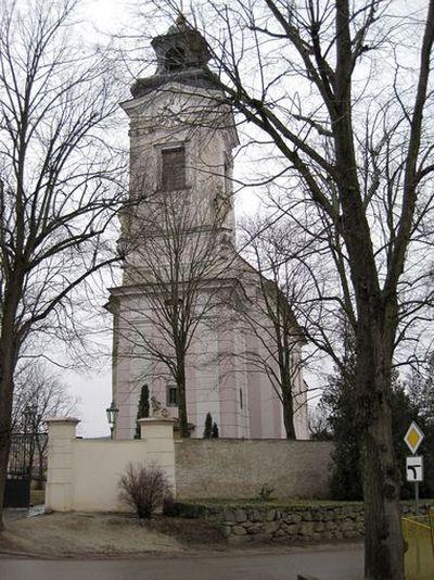 kostel sv. Petra a Pavla v Tasově