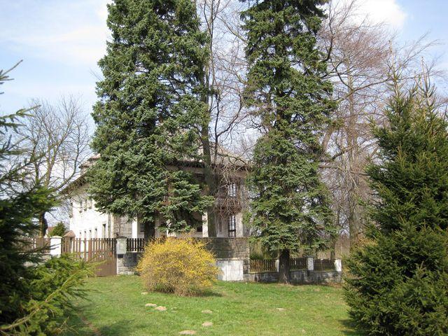 Matulova vila v Hlinsku