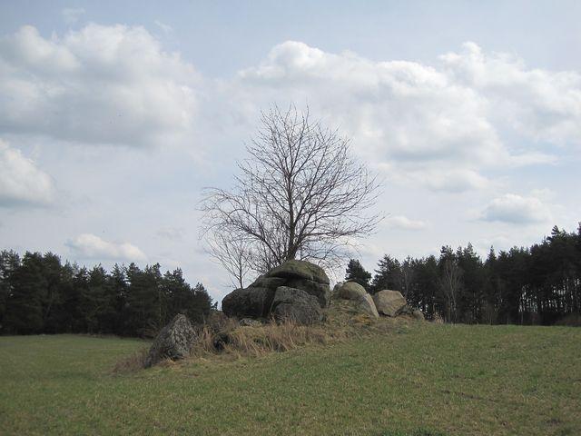typická skalka u Trnavy