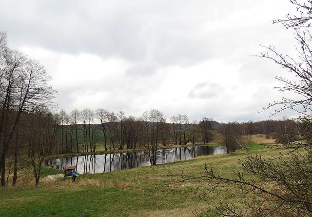 rybník U Polánky; www.svatosi.cz
