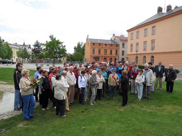 přivítání a úvodní informace o programu vycházky; www.svatosi.cz