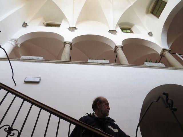 pozoruhodný interiér středověkého domu