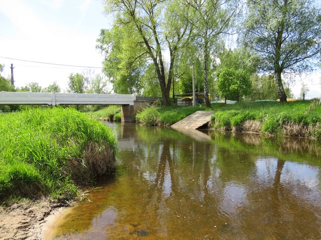 most u vodácké základny v Suchdole nad Lužnicí