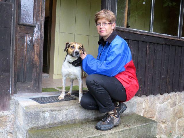 první účastnicí byla Iva s Adinkou; www.svatosi.cz