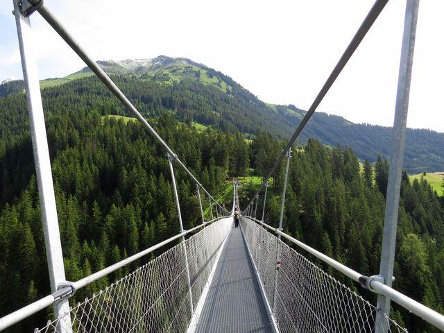 most překlenuje údolí potoka Höhenbach