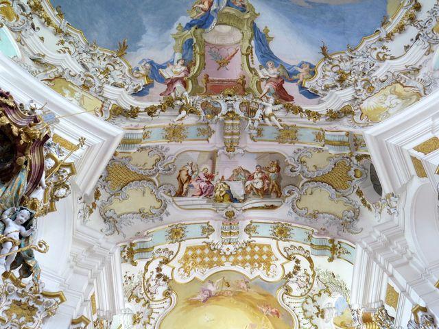 kostel je zařazen mezi památky UNESCO