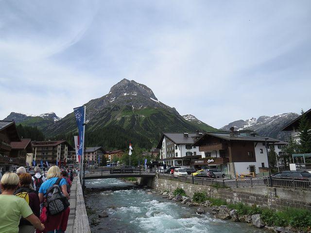 řeka Lech v Lechu