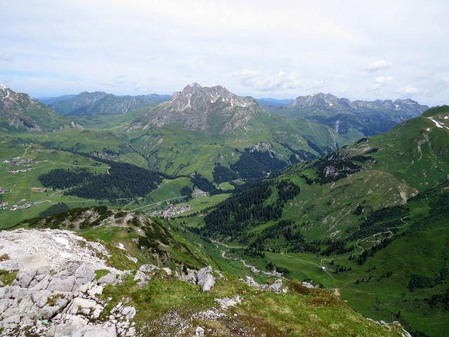 Lechtalské údolí