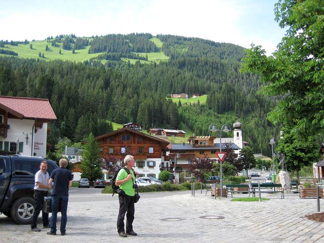 Bach je středisková obec - patří k ní několik okolních vesnic