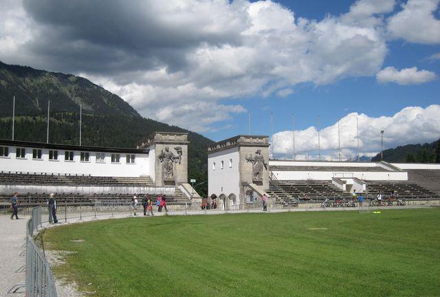 olympijský stadion v Ga-Pa
