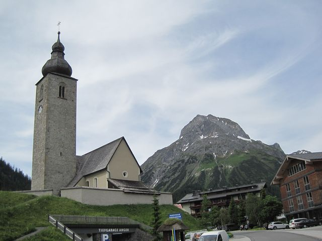 kostel sv. Mikuláše v Lechu