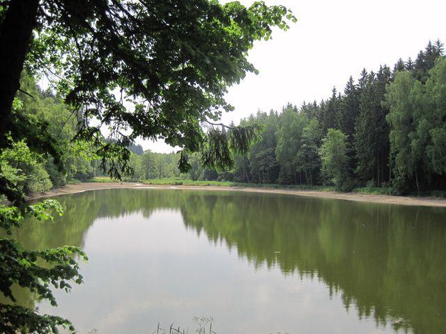 rybník Dolní Ochoz