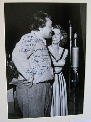 s Janem Werichem, rok 1948