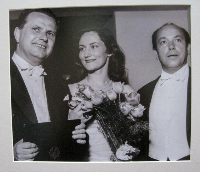 po provedení Zápisníku zmizelého s Josefem Páleníčkem a Beno Blachutem, Pražské jaro 1958