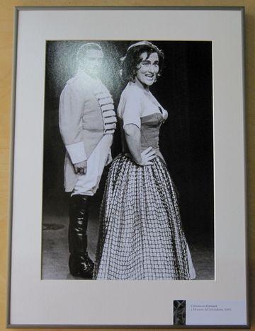 Carmen, s Mariem del Monakem, 1962