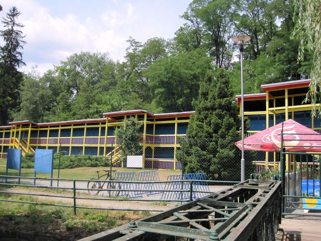 koupaliště Na Polance v Třebíči