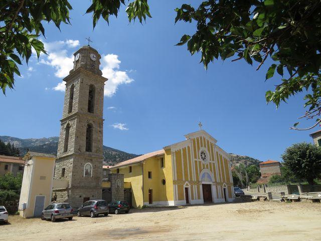 městečko Casamaccioli