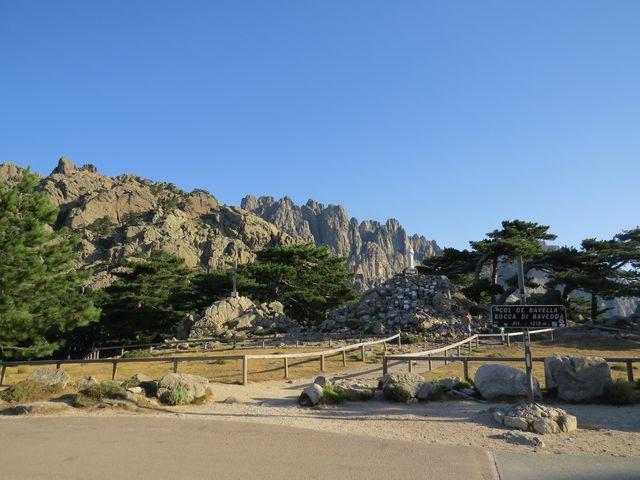 Col de Bavella - 1 218 m n.m.