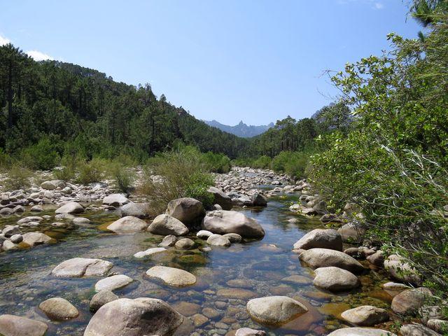 řeka Solenzara