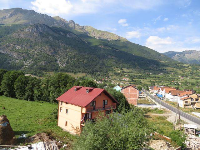 výhled ze 4. patra hotelu; www.svatosi.cz