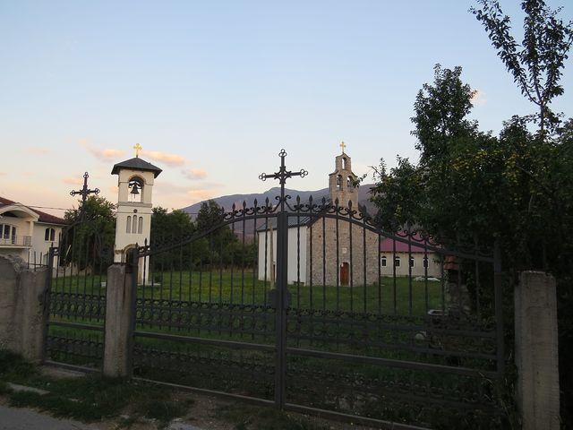 církevní stavby v Gusinje