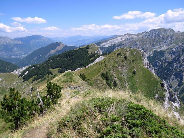 pohoří Prokletije bylo vyhlášeno národním parkem