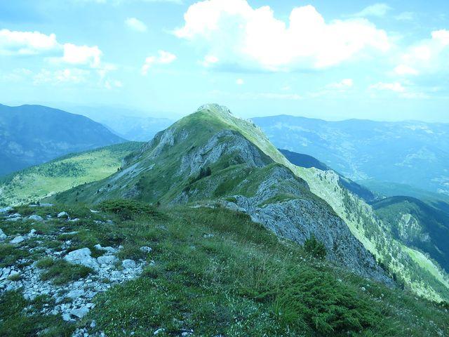 vrch Bandera, 2 211 m
